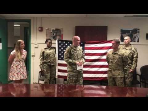 Army Major Promotion