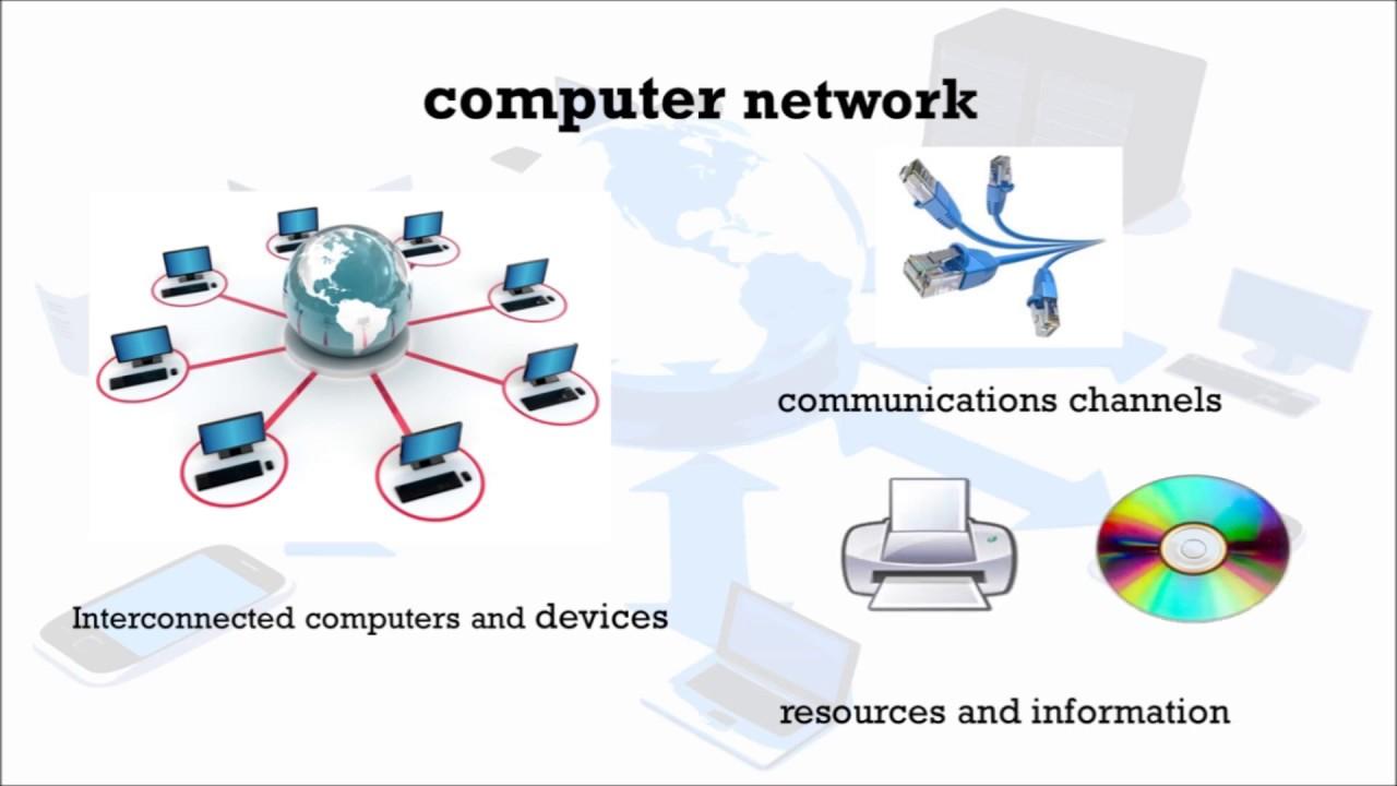 Types of Computer Networks (PAN, LAN, MAN & WAN) - YouTube