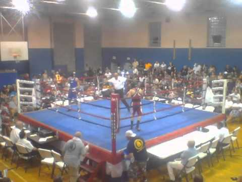 Pride Of Pittsburgh Boxing Show - 08242013