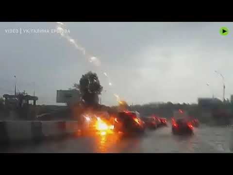 The Love Doctors - Lightning Strikes Car Twice!