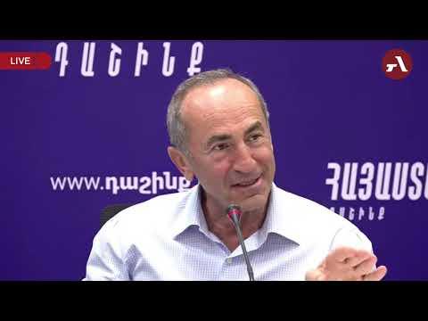 Впереди нас ждут еще одни внеочередные выборы — Роберт Кочарян