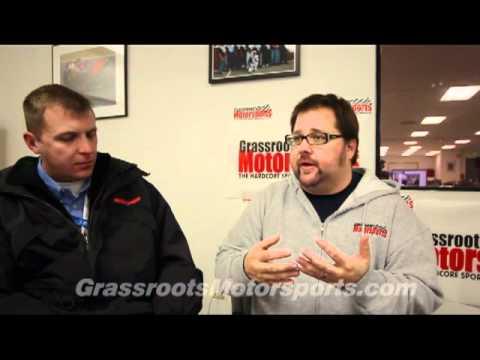 Grassroots Motorsports talk with Mazda's John Doon...