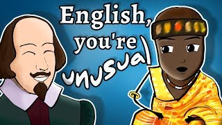 What English does  but most languages can't