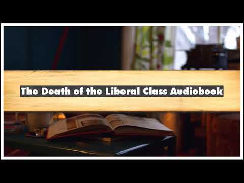 Hedges Chris The Death of the Liberal Class Audiobook