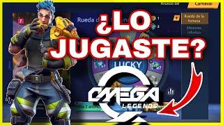 🔴SI JUGASTE Omega Legends DEBES SABER ESTO🔴