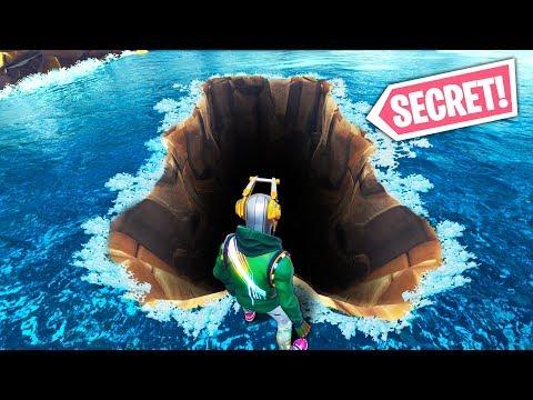 *SECRET* ENTRANCE TO UNDERWATER!! | Fortnite Funny and Best Moments Ep.275 (Fortnite Battle Royale)