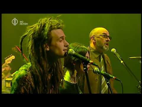 Ladánybene 27 - Vintage Reggae - koncert a MüPában