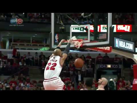 Best NBA Playoff Moments 2014