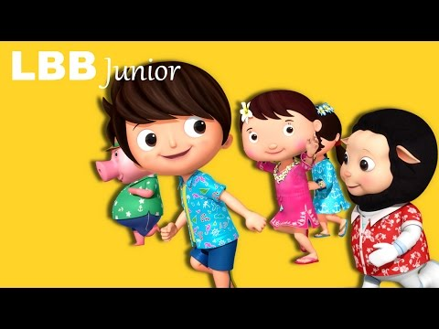 Party Games Song | Original Songs | By LBB Junior