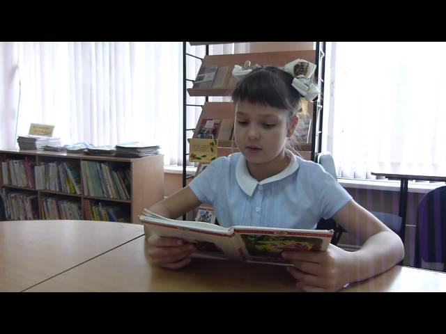 Изображение предпросмотра прочтения – АлинаШипицина читает произведение «Слон и Моська» И.А.Крылова