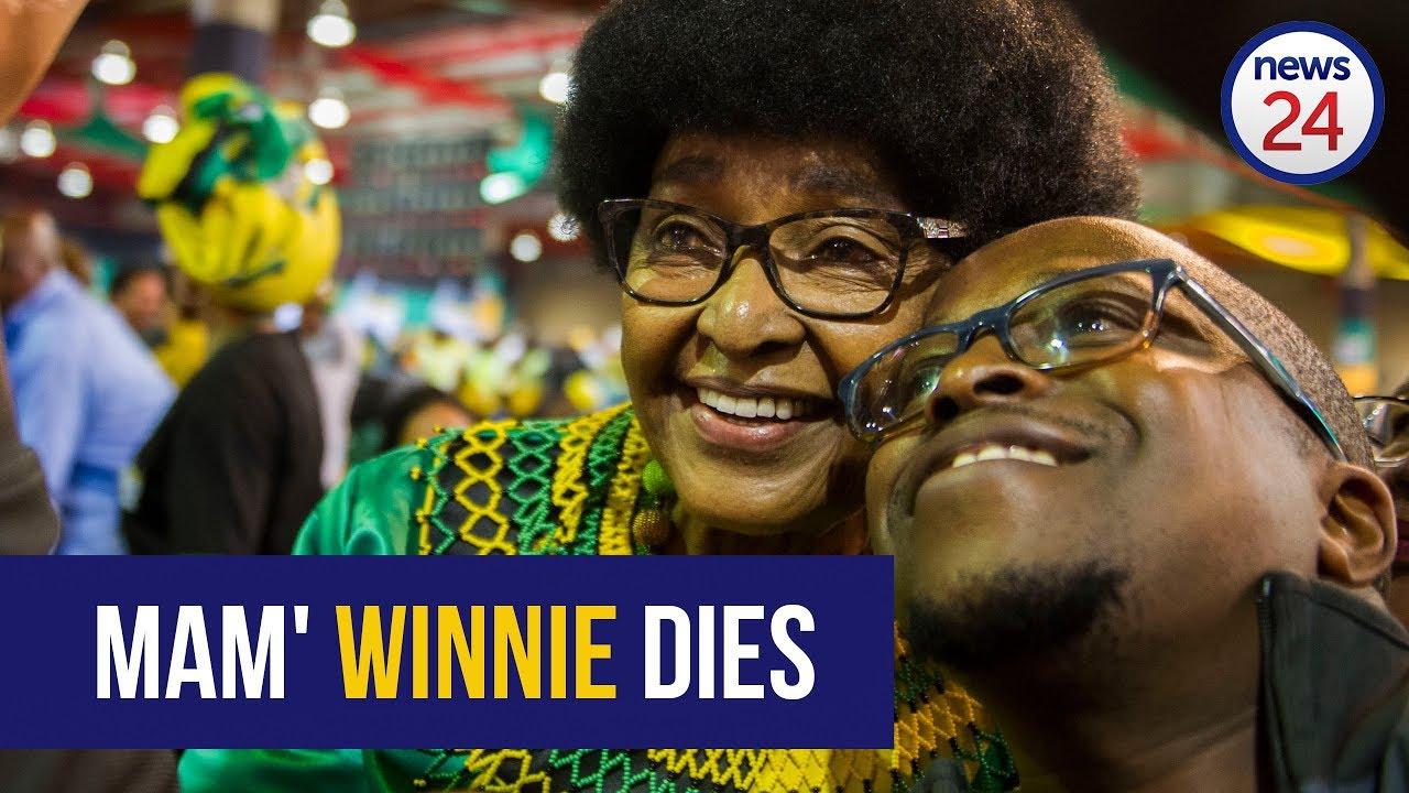 Neighbours shocked and saddened by death of Winnie Madikizela-Mandela