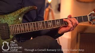 Scott Walker Phantom Electric Guitar, Fathom Finish Played by Stuart Ryan (Part Two)