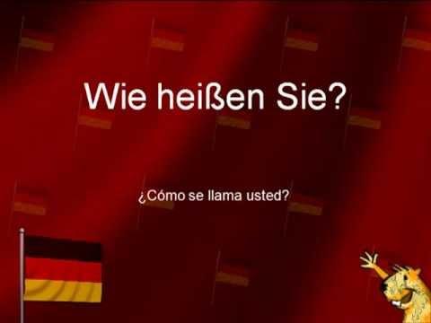 Learn german deutsch lernen episode 3.1 sam goes dating