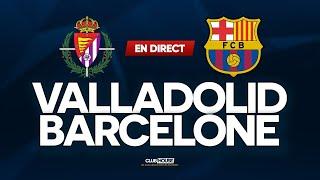 Vivez le match de la 36ème journée liga avec rencontre entre valladolid et barça.#liga #rvfcb▶︎▶︎ reseaux sociauxinstagram : https://www.instagr...