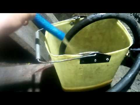 Как промыть 🍋лимонной кислотой радиатор печки на машине Ланос LANOS