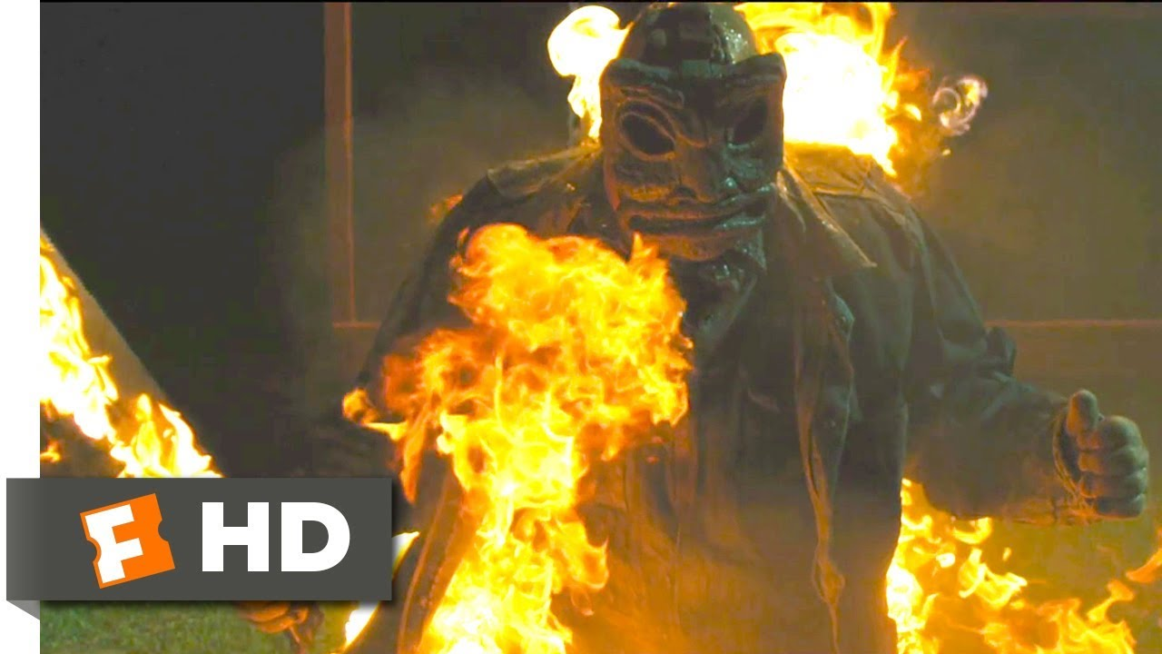Download The Final Girls (2015) - Slow Motion Horror Scene (6/10) | Movieclips