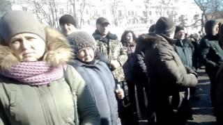 Митинг предпринимателей Чернигова + 5.10(1)