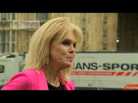 Joanna Lumley: Loneliness is 'absolutely terrifying'