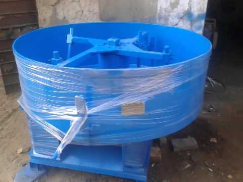 Concrete Pan Mixer 500 Kg Www Pan Mixer In Youtube