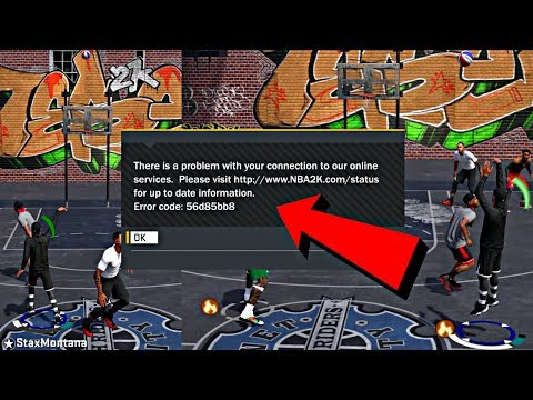 I GOT KICKED OUT OF THE PARK FOR USING A HACKED JUMPSHOT THAT NEVER MISSES! - NBA 2K18 MyPark