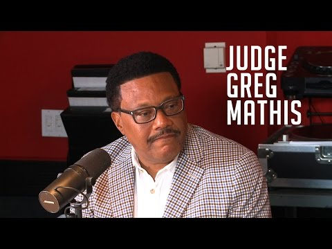 Judge Greg Mathis Dissects The Arrest & Death of Sandra Bland