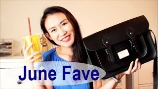 June Favorites 2014 | LoveBezuki Thumbnail