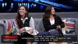 Cerita Nikah Muda, Wulan Guritno Punya Anak ABG Super Cantik di Hotman Paris Show 22 Agustus 2018