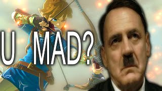 HITLER RAGES At Zelda Wii U being DELAYED