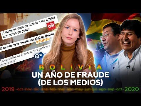 Victoria del MAS en Bolivia deja en evidencia el papel de los medios en el 'fraude'