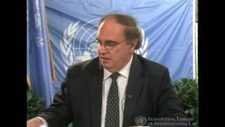 Juez Cançado Trindade - La expansión de la jurisdicción internacional