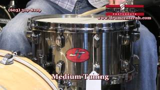 Tama John Tempesta Signature Series Brass Snare Drum 7x14