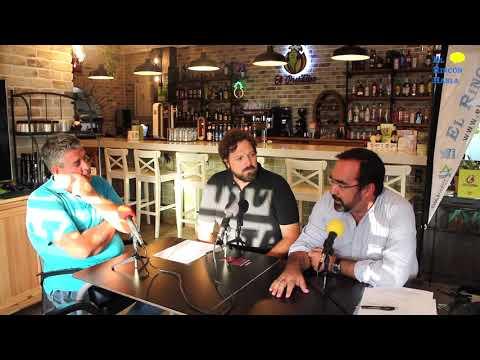 Entrevista Antonio Rando en El Pistacho