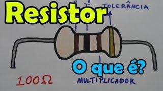 Resistor - o que é, para que serve e aplicação
