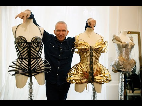 French designer Gaultier to make theater show of his life