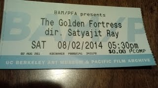 Introducing Satyajit Ray's Sonar Kella (The Golden Fortress) at UC Berkeley Pacific Film Archive