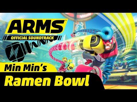 Ramen Bowl Min Mins Stage - ARMS Soundtrack