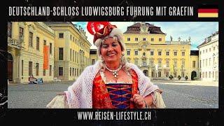 Schloss Ludwigsburg, Baden Württemberg - reisen-lifestyle.ch