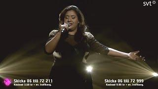 Melodifestivalen 2015 | Kristin Amparo - I See You