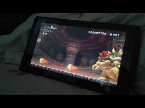 José Alejandro Nintendo Switch Gameplay.new Súper Mario Bros U Deluxe.