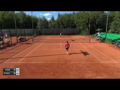 Demidova Diana v Rakhimova Kamilla - 2017 ITF Moscow