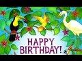 ► Happy birthday to You ! (version perroquet)