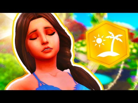 I DID AN OOPSIE 🔥☠ // The Sims 4: Island Living #2