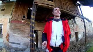 prozkoumávačka opušténého zámku v Chotýšanech  + ukryli jsme pro vás dárek(urbex)