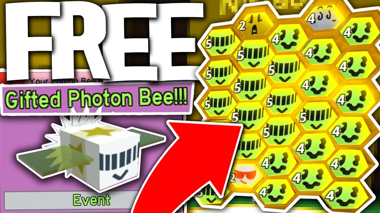 How To Get Free Gifted Bees Legit Roblox Be Swarm Simulator Update Youtube