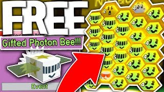 HOW TO GET FREE GIFTED BEES *LEGIT* - Roblox Be Swarm Simulator (Update)