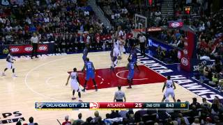 Al Horford Top 10 Plays: 2015 NBA All Star Reserve