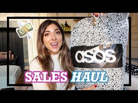 ASOS SALE HAUL & TRY ON! | Amelia Liana