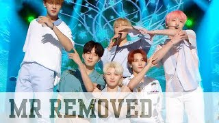 [MR REMOVED] SEVENTEEN (세븐틴) - Our Dawn Is Hotter Than Our Day (우리의 새벽은 낮보다 뜨겁다) @ 180721
