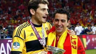 Carta de Xavi a Iker Casillas