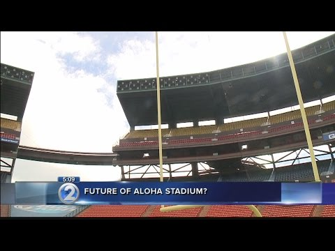 Future of Aloha Stadium: Authority releases report findings